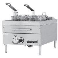 Garland E24-31SF 30 lb. Commercial Countertop Electric Super Deep Fryer - 18 kW
