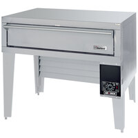 Garland G56PB 63 inch Air Deck Gas Pizza Oven with Bottom-Mounted Power Module - 80,000 BTU