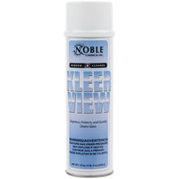 18 oz. Noble Chemical Kleer View Glass Cleaner Aerosol (AMR A123)