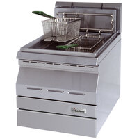 Garland GD-15F Designer Series 15 lb. Commercial Countertop Deep Fryer - 45,000 BTU