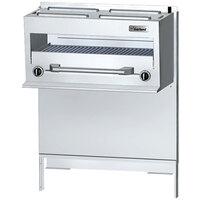 Garland GFIR36C Counter/Wall-Mount Infra-Red Salamander Broiler for GF / GFE36 Series Ranges - 28,000 BTU