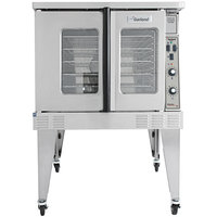 Garland MCO-ED-10-S Single Deck Deep Depth Full Size Electric Convection Oven - 10.4 kW