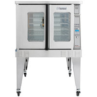 Garland MCO-ES-10 Single Deck Standard Depth Full Size Electric Convection Oven - 10.4 KW