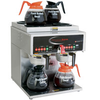 Grindmaster B-6 PrecisionBrew Digital 3 Gallon Automatic Coffee Brewer with 6 Warmers