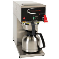Grindmaster B-ID PrecisionBrew Digital 64 oz. Thermal Carafe Automatic Coffee Brewer
