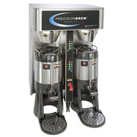 Grindmaster PBIC-430 1.5 Gallon Twin Shuttle Coffee Brewer
