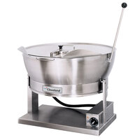 Cleveland SET-15 15 Gallon Electric Countertop Tilt Skillet