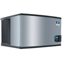 Manitowoc ID-0303W Indigo Series 30 inch Water Cooled Full Size Cube Ice Machine - 300 lb.