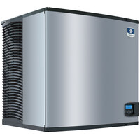 Manitowoc ID-1203W Indigo Series 30 inch Water Cooled Full Size Cube Ice Machine - 1165 lb.