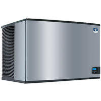 Manitowoc IY-1805W Indigo Series 48 inch Water Cooled Half Size Cube Ice Machine - 1790 lb.