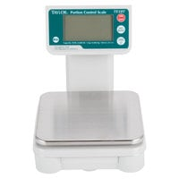 Taylor TE10T 10 lb. Digital Portion Control Scale with Tower Readout