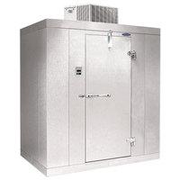 Nor-Lake Kold Locker 6' x 12' x 7' 4 inch Indoor Walk-In Cooler Without Floor