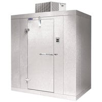 Nor-Lake KLF612-C Kold Locker 6' x 12' x 6' 7 inch Indoor Walk-In Freezer