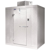 Nor-Lake KLF7756-C Kold Locker 5' x 6' x 7' 7 inch Indoor Walk-In Freezer