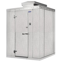 Nor-Lake Step-In Cooler 4' x 6' x 6' 7 inch Outdoor