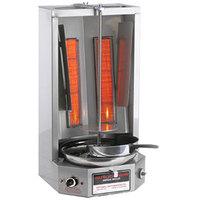 Optimal Automatics 3PG Autodoner 65 lb. Vertical Broiler - Gas