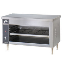 Star Max 524SBA Heavy Duty Two Plate Cheese Melter Finishing Oven 30 inch