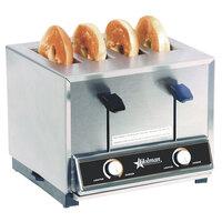Star Holman BT4 Commercial 4 Slice Pop Up Bagel Toaster