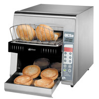 Star QCSe2-600H Conveyor Toaster with 3 inch Opening and Electronic Controls
