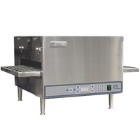 Lincoln 2500 Series Countertop Impinger (DCTI) Electric Conveyor Oven with Digital Controls and Standard 31 inch Belt - 6 kW