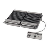 Wells B-506 36 inch Built-In Electric Charbroiler - 10800W