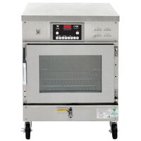 Winston Industries CAT507/CAT507 Stacked CVAP Thermalizer Oven with Fan - 14 Cu. Ft.