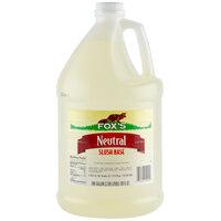 Fox's Neutral Slush Syrup - 1 Gallon Container