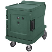 Cambro CMBH1826LC192 Granite Green Camtherm Electric Food Holding Cabinet Low Profile - Hot Only