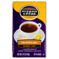 Oregon Chai Dreamscape Chai Tea Bags - 20/Box