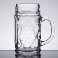 Libbey 12029521 16.75 oz. Oktoberfest Beer Mug - 12/Case
