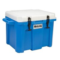 Blue 60 Qt. Extreme Outdoor Grizzly Merchandiser / Cooler