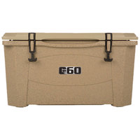 Sandstone 60 Qt. Extreme Outdoor Grizzly Merchandiser / Cooler