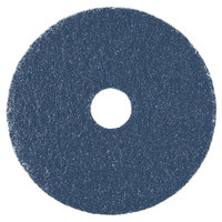 Scrubble by ACS 75-20 20 inch Midnight Blue Super Stripping Pad - Type 75 - 5/Case