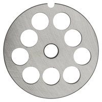 Hobart 12PLT-11/16S #12 11/16 inch Stay Sharp Grinder Plate for 4812 Meat Choppers and Chopping Ends