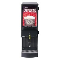 Curtis Cafe Series Primo PC1 Cappuccino Machine with One Hopper and Sign - 120V