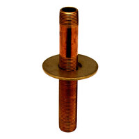 T&S 000381-20 BL-5500-10 Supply Nipple Unit - 4 3/4 inch Long with 3/8 inch x 3/8 inch NPT Ends