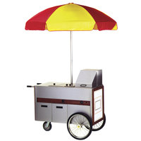 Eagle Group HDC48-120NYF Hot Dog Cart 48 inch x 22 1/2 inch - 120V