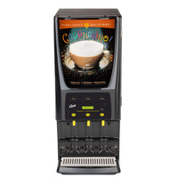 Curtis PCGT3 Primo Cappuccino Dispenser with Three Hoppers - 120V
