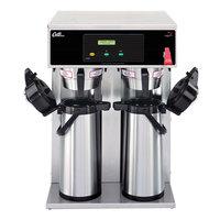 Curtis D1000GH13A000 18 inch Tall Twin Airpot Coffee Brewer - 220V