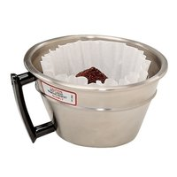 Curtis UP-3 Coffee Filter for RU-150 and RU-300 Coffee Urns - 500/Case