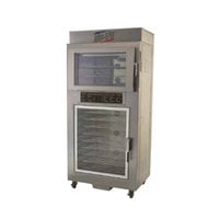 NU-VU QB-3/9 Double Deck Electric Oven Proofer Combo - 5.1 kW