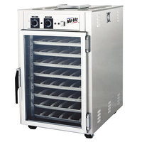 NU-VU PROW-8 Half Height Insulated Proofing Cabinet - 1.8 kW
