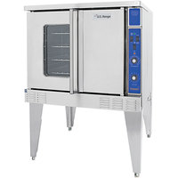 Garland / U.S. Range SUME-200 Summit Series Double Deck Full Size Electric Convection Oven - 240V, 1 Phase, 20.8 kW