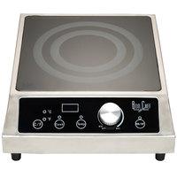 Bon Chef 12084 Countertop Induction Range - 208/240V, 3500W