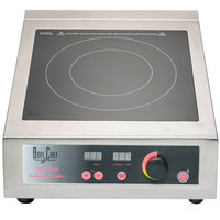 Bon Chef 12082 Countertop Induction Range - 110V, 1800W