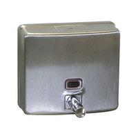 Advance Tabco K-13 Wall Mount 40.5 oz. Liquid Soap Dispenser