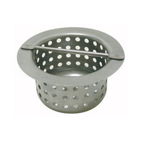 Advance Tabco FT-2 Replacement Strainer Basket for Floor Troughs, Drains and Water Receptacles