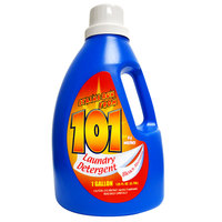 1 Gallon James Austin's 101 Laundry Detergent with Bleach Alternative - 4 / Case
