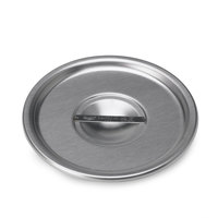 Vollrath 79080 6 3/4 inch Stainless Steel Bain Marie Cover