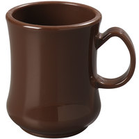 Carlisle 810401 8.9 oz. Brown Diablo II Mug - 36/Case